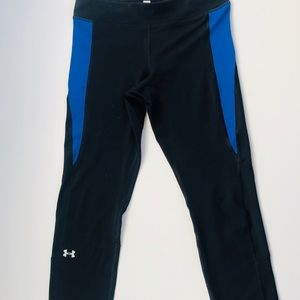 Under Armour HeatGear Crop Leggings | SZ Small